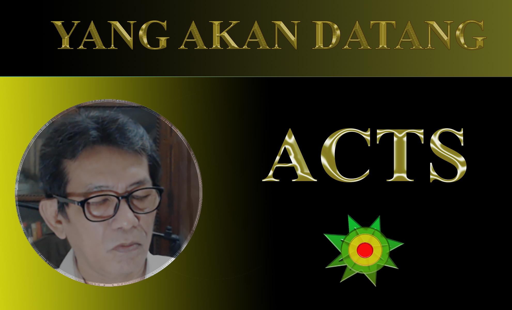 ACTS, kepemimpinan k3, safety leadership